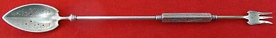 """ISIS by Gorham Olive Spoon and Fork #77, GW, 10 1/2"""""""