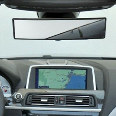 High-quality 300mm Wide Curve Convex Interior Clip On Panoramic Rear View Mirror