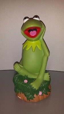 Applause The Muppets Kermit The Frog Piggy Bank