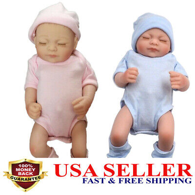 Doll Clothes Dress Outfits Pajames 11 inch Girls Vinyl Silicone Baby Dolls New