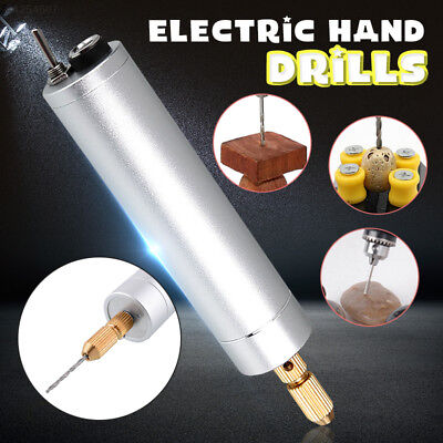 827D Usseful Mini Brushed Surface Micro Electric Aluminum Hand Drill PCB DIY