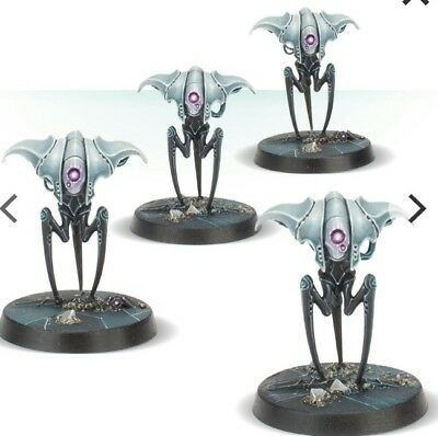 Warhammer 40k Quest Blackstone fortress 4x SPINDLE DRONES