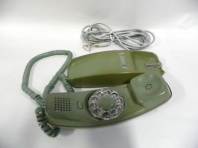 Vintage Modern Retro Western Electric Bell System Trimline Rotary Phone (A10)