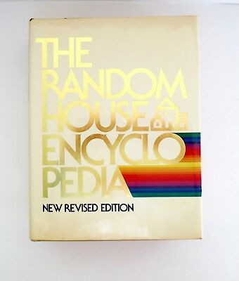 The Random House Encyclopedia New Revised Edition 1983 Hardcover
