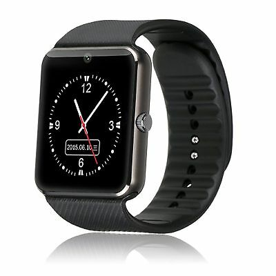 New Smart Watch Tracker Phone & Camera Bluetooth Apple & Android Compatible UK