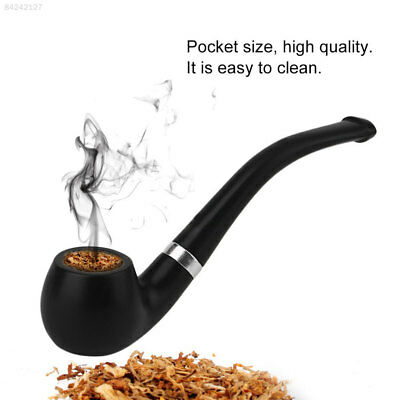 A359 Fashion Dry Tobacco Pipe Smoking Pipe Hookah Pipes Gift Filter Resin