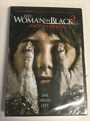 The Woman in Black 2: Angel of Death (DVD, 2015, Widescreen) Brand New Sealed!!