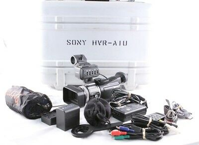 Sony HVR-A1u Camera Kit w/ Accessories
