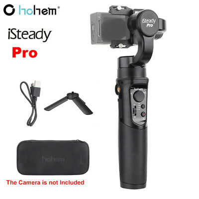 iSteady Pro Handheld Gimbal Stabilizer for Action Camera For GoPro Hero Sony RX0
