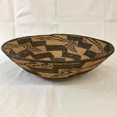 Large - Native American Indian (Western Apache - Yavapai) Basket - Late 1800s