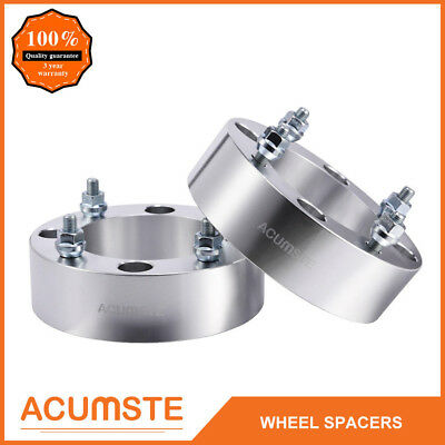 """2qty 2/"""" 4x136.5//4x137 Wheel Spacers Fits CAN-AM Renegade Outlander Commander ATV"""