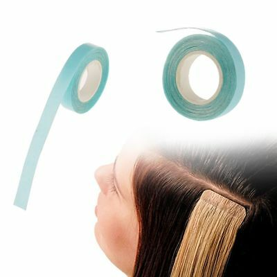 Strong Blue One Roll Adhesive All Tape Hair Extensions For Skin Weft Tape