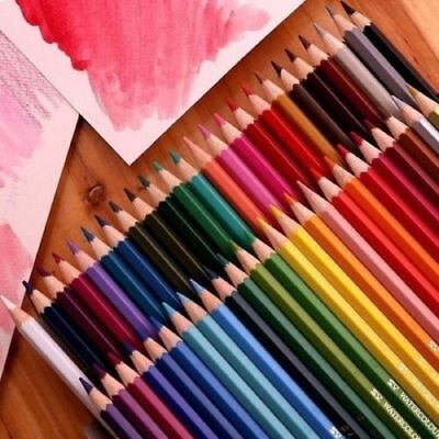 160 Colored Pencils Art Set For Drawing Sketching Painting Adult Coloring Book