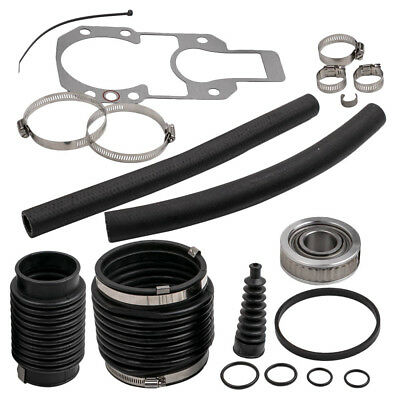 for Mercruiser Alpha One, Bellows Transom Seal Kit with Gimbal Bearing FREE SHIP