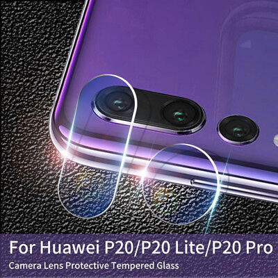 For Huawei P20 pro Lite Back Camera Lens Tempered Glass Cover Film Protector