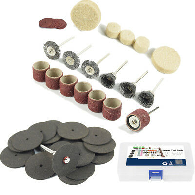 Rotary Tool Mini Drill Set Grinder Sander Polisher Hobby Craft Accessories Set