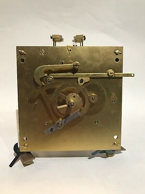 Urgos Vintage Grandfather Clock Movement Parts P.L. 116 Serial Number 13337