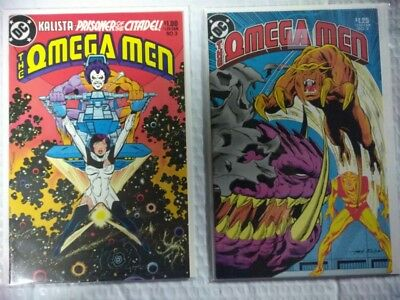 The Omega Men #3,5,9 1st appearance of Lobo + Combined Shipping!