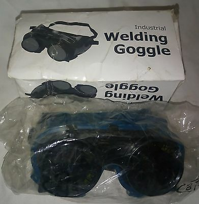 Unitor 175273 Safety welding goggles, lift front for gas welding