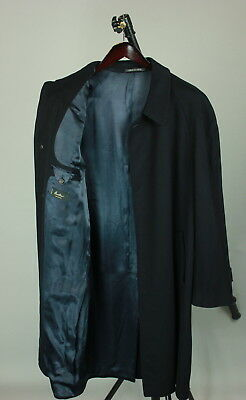 CORNELIANI MASTER Men (EU) 48 or ~M-L Wool Hide Buttons Coat ITALY MADE RS11088_