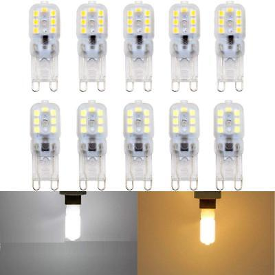 5 10 X G9 5W LED Dimmable Capsule Bulb Replace Light Lamps AC220-240V