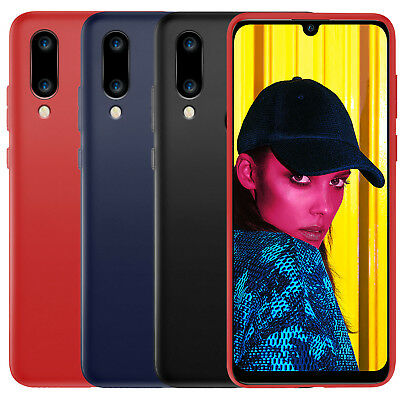 DD For HUAWEI P Smart 2019 Case Ultra Slim Light Silicone Soft Gel Skin Cover