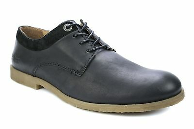 4be1605d KICKERS SWIBO NOIR Boots Chaussures Cuir Hommes Shoes Black Leather ...