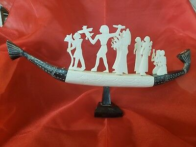 Antique Egyptian Carving