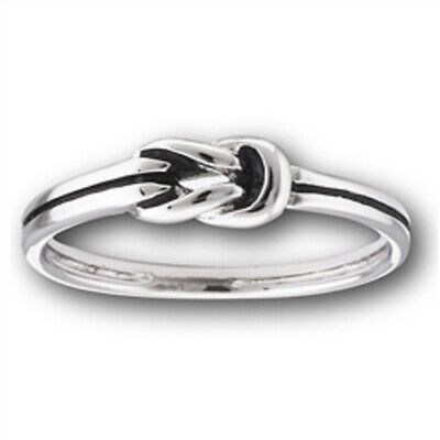 Stainless Steel Celtic Knot Ring - Free Gift Packaging