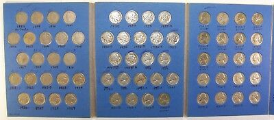 Nice Set of US Nickel Coins - Liberty (V), Buffalo, Jefferson w/Silver (Set #2)