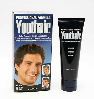 Youthair  Creme  Lead Free New Professional Formula Brand New On Market  106Ml