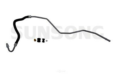 Power Steering Return Line Hose Assembly fits 2008-2009 Chrysler Town & Country