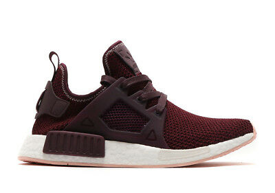 meet d1402 c899f Adidas NMD XR1 BY9820 Dark Burgundy Dark Burgundy Vapor Pink Originals  Womens