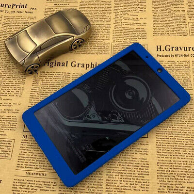 For Huawei MediaPad T3 7.0 BG2-W09 Soft Back Silicon Stand Case Shell Cover Skin