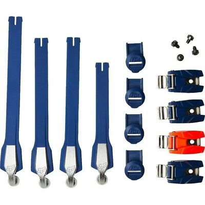 Fox Racing MX Spare Parts Instinct Offroad Strap Kit Blue NS 19994