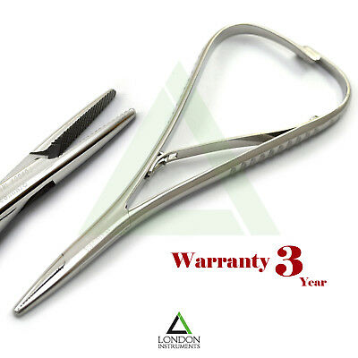 X1 Mathieu Needle Holder For Putting Elastic Bands Ligating Orthodontic Pliers