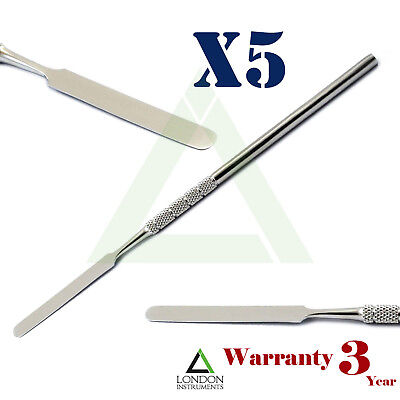 Dental Cement Spatula Single Ended Waxing & Modelling Carvers Laboratory Tools