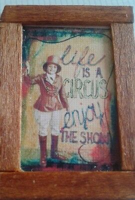Dolls House  Circus Picture
