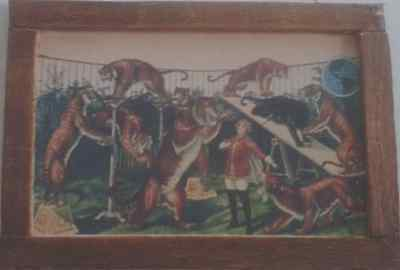 Dolls House  Circus (Tiger Tamer) Picture