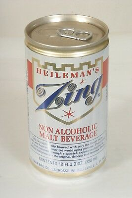 Zing NA Beer can