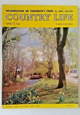 COUNTRY LIFE Magazine, April 13th 1967