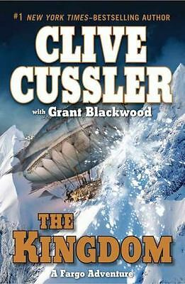 A Fargo Adventure: The Kingdom 3 by Clive Cussler (2011 Hardcover)