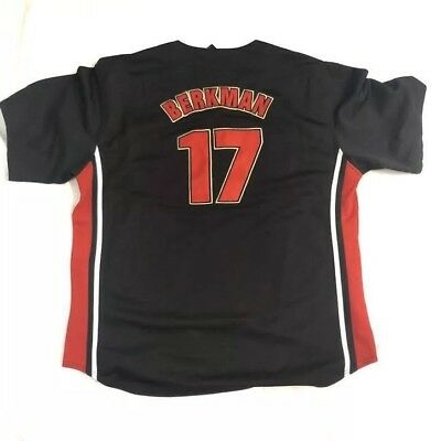 huge selection of b6b9d aaaf0 reduced mlb jerseys houston astros 17 berkman alternate home ...