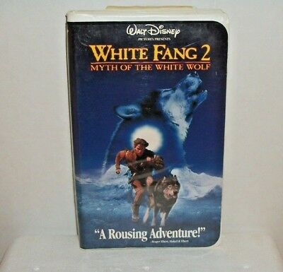 white fang 2 myth of the white wolf (1994) full movie