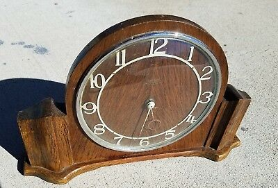 Vintage Smiths Mantle Clock