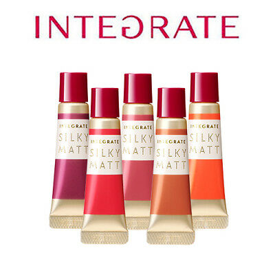 [SHISEIDO INTEGRATE] Silky Matt Lip Tint Stain and Cheek Blush Color 7g NEW