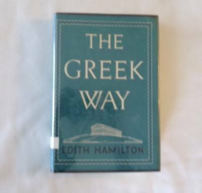 the greek way edith hamilton