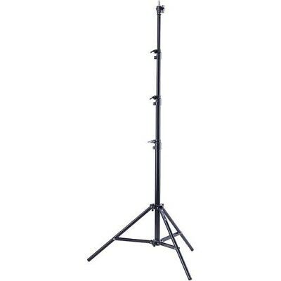 New Flashpoint Pro Air Cushioned Heavy Duty Light Stand - 9.5' With Case