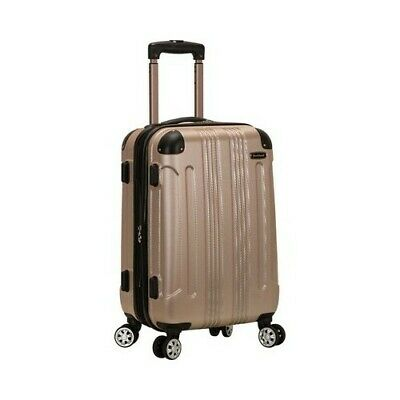 Rockland Unisex  Sonic ABS Upright Hardside Spinner Luggage