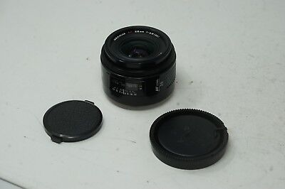 Minolta 28mm F/2.8 Maxxum AF Wide Angle Prime Lens Sony for SLR SLT